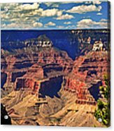 Sunset Grand Canyon Acrylic Print