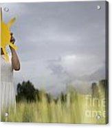 Sunshine Acrylic Print