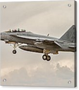Super Hornet Acrylic Print
