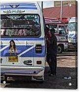 Surinam Paramaribo Acrylic Print