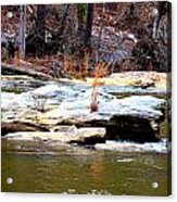 Sweetwater Creek Acrylic Print