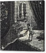 Swift, Jonathan 1667-1745. Irish Acrylic Print