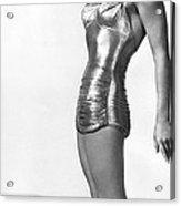 Swimming Star Esther Williams Acrylic Print