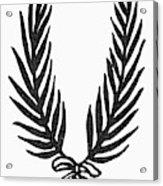 Symbol Achievement Acrylic Print