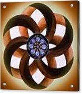 Synergy Mandala 2 Acrylic Print