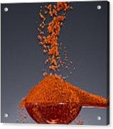 1 Tablespoon Paprika Acrylic Print