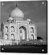 Taj Mahal - India  Acrylic Print