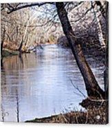 Take Me To The River Acrylic Print