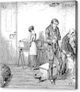 Temperance Movement, 1847 Acrylic Print