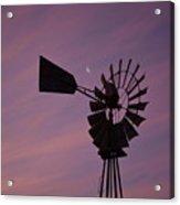 Texas Sunrise II Acrylic Print