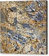 Texture Of Marble Background Closeup  Acrylic Print