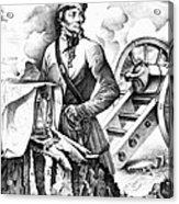 Thaddeus Kosciusko Acrylic Print