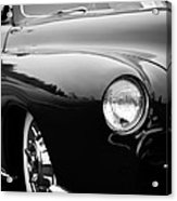 The 1950 Mercury Acrylic Print by David Patterson