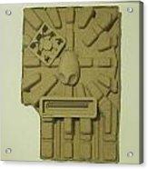The Aztec Acrylic Print