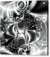 The Birth Of Gods Acrylic Print