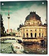 The Bode Museum Berlin Germany Acrylic Print