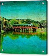 The Bridge 13 Acrylic Print