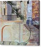 The Cistern Acrylic Print