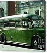 The Connemara Bus Acrylic Print