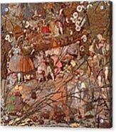 The Fairy Feller's Master Stroke Acrylic Print