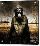 The Fall Of War Acrylic Print