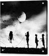 The Game High Jump Acrylic Print