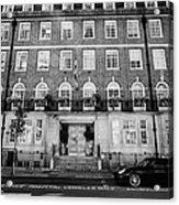 the harley street clinic private hospital London England UK Acrylic Print
