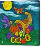 The Harvest Acrylic Print