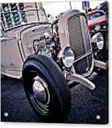The Hot Rod Acrylic Print