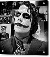 The Joker Acrylic Print