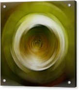 The Journey - Abstract Art By Sharon Cummings Acrylic Print