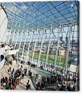 The Kauffman Center For Performing Arts Acrylic Print