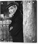 The Late George Apley, Ronald Colman Acrylic Print