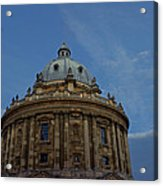 The Radcliffe Camera Acrylic Print