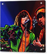 The Rolling Stones 2 Acrylic Print