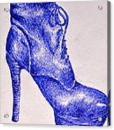 The Shoe Acrylic Print