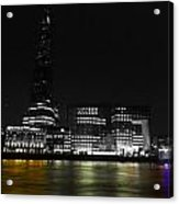 The South Bank London Acrylic Print