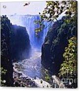 The Victoria Falls Acrylic Print