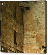 The Wailing Wall Acrylic Print