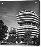 The Watergate Hotel - Washington D C Acrylic Print