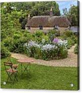 Thomas Hardy's Cottage Acrylic Print