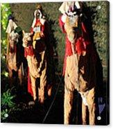 Three Wise Men Acrylic Print