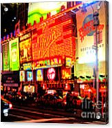Times Square - New York Acrylic Print