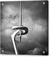 Torre Calatrava Acrylic Print
