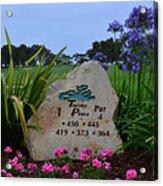 Torrey Pines South Acrylic Print