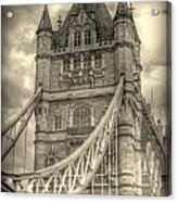 Tower Bridge Acrylic Print