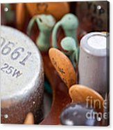 Transistors  Acrylic Print by Jim Pruitt