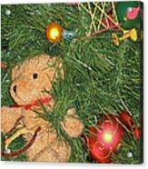 Tree Of Toys Acrylic Print