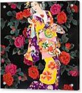 Tsubaki Acrylic Print