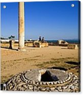 Tunisia. Carthage. The Baths Acrylic Print